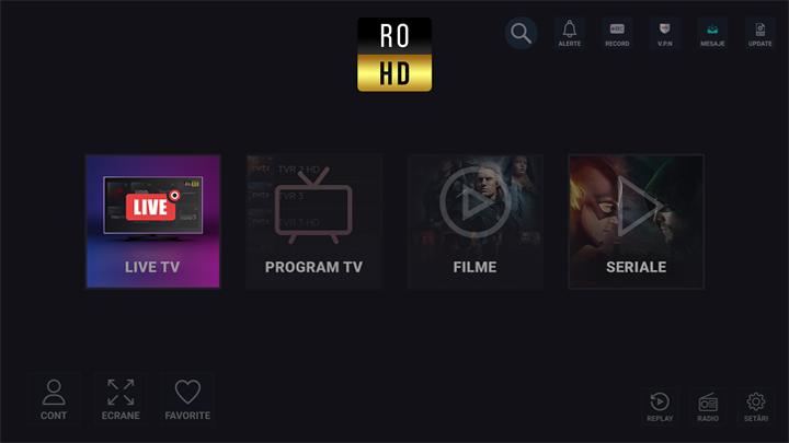 Dispozitive compatibile IPTV Romania